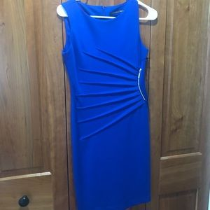 💙 Brand new with tags Royal Blue Ivanka dress 💙